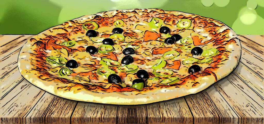 Cousengs Pizza