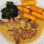 Restaurant Tannegg Fleisch